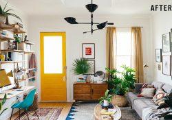 Casa con decoración de diseñador acorde a la industria actual