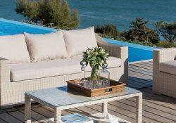 Muebles para exteriores se vuelven tendencia