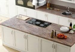 Diseño de cocina con encimeras