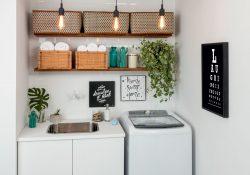 Excelentes ideas para renovar tu lavandería
