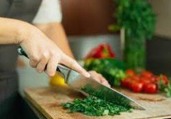 Cuchillo, cómo se debe utilizar
